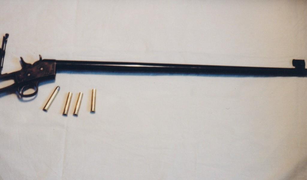 Remington Rolling Block in  45-90 | Swift River Gunworks